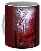 A Season Falls Away Coffee Mug