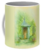 A Seat In The Summerhouse Coffee Mug by Garry Walton
