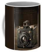 A Secret About A Secret Coffee Mug by Edward Fielding