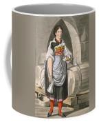 A Serving Girl At An Inn Coffee Mug