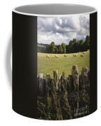 A Sheep's Field Coffee Mug