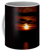A Shimmer Off The Water Coffee Mug