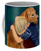 A Shoulder To Cry On Coffee Mug