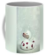 A Shut Mouth Catches No Flies Coffee Mug by Joana Kruse