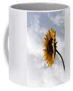A Side Of Sunflower Coffee Mug