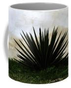A Simple Yucca Coffee Mug