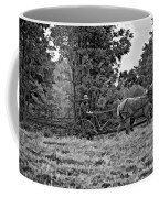 A Simpler Time Bw Coffee Mug