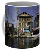 A Slightly More Run Down Section Of The Dal Lake Coffee Mug