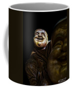 A Smile On The Shoulder Coffee Mug