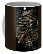 A Snake Pit Of Wires Coffee Mug