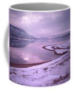 A Snowy Shore Coffee Mug
