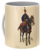 A Soldier Cavalerie Coffee Mug