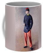 A Soldier Coffee Mug