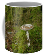 A Sole Mushroom Coffee Mug