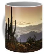 A Sonoran Morning  Coffee Mug