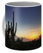 A Sonoran Sunrise  Coffee Mug