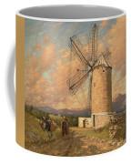 A Spanish Mill Coffee Mug