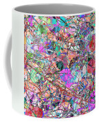 A Splash Of Abstract Coffee Mug