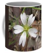 A Splash Of White Coffee Mug