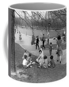 A Spring Day In Central Park Coffee Mug