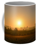 A Spring Morning At Gettysburg Coffee Mug