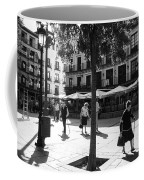 A Square In Toledo - Spain Coffee Mug