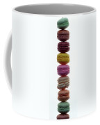 A Stack Of Macaroons Coffee Mug
