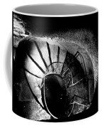 A Stairwell In The Catacombs Of Paris France Coffee Mug