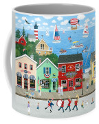 A Star Spangled Day   Coffee Mug