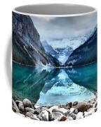 A Still Day At Lake Louise Coffee Mug