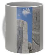 A Stone Of Hope Coffee Mug by Susan Candelario