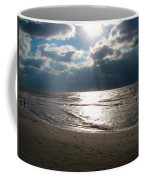 A Storm Is Brewing Over The Gulf Coast Coffee Mug