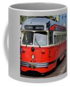 A Street Car Named Castro Coffee Mug