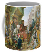 A Street In Cairo Coffee Mug