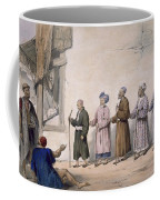 A String Of Blind Beggars, Cabul, 1843 Coffee Mug