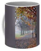 A Stroll In Salem Fog Coffee Mug