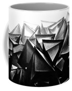 A Structure Rises Coffee Mug