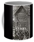A Study Of Line And Form 2 Coffee Mug