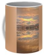 A Subtle Winter Coffee Mug