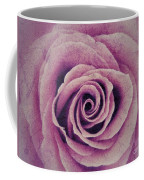 A Sugared Rose Coffee Mug