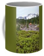 A Summer Day Camping At The Foot Of Mt Coffee Mug
