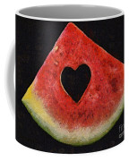 A Summer Valentine's Day Coffee Mug