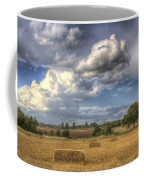 A Summers Evening Farm Coffee Mug