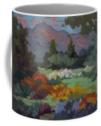 A Sunny Afternoon In Santa Barbara Coffee Mug