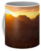 A Sunrise To Make One Silent Coffee Mug