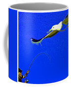 A Surf Fisherman Coffee Mug