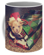 A Sweet Christmas Surprise Coffee Mug by Laurie Search