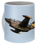 A T-2e Buckeye Trainer Aircraft Coffee Mug