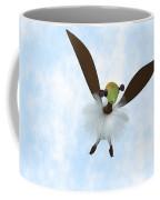 A Tackiebird Closeup Coffee Mug