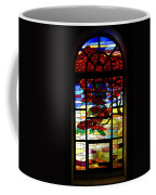 A Tale Of Windows And Magical Landscapes Coffee Mug